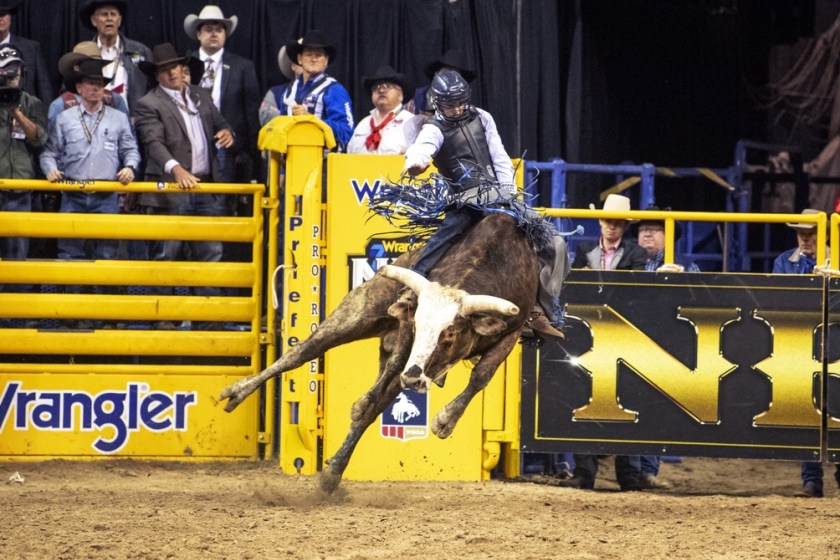 NFR rodeo live stream