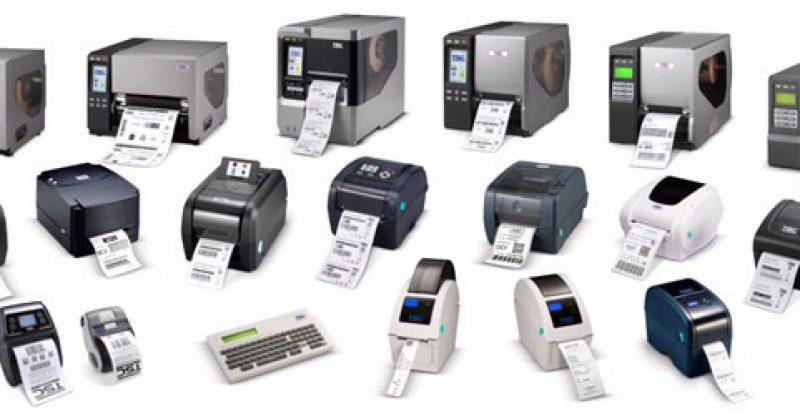 using the tag of zebra label printer
